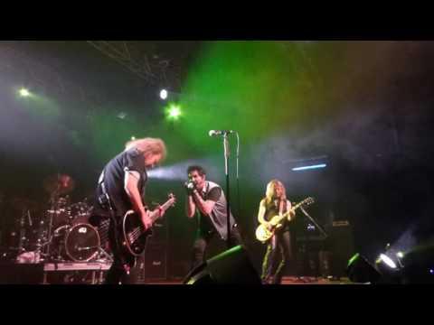 Revolution Saints - Dream On - Frontiers Rock Festival - Live Club Trezzo - 29 April 2017