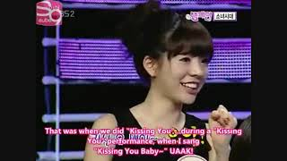 [eng sub] SNSD Cause of Sunny's Fear (phobia) - Stafaband