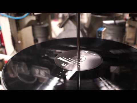 Interstellar soundtrack vinyl pressing (Hans Zimmer)