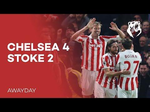 Chelsea 4-2 Stoke City   AwayDay Experience   The Bear Pit TV