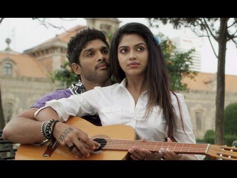 Iddarammayilatho New dialogue teaser 1 - Allu Arjun, Amala Paul, Catherine Tresa