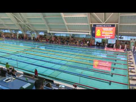Lancashire County Swimming Championships 2017 Session 4