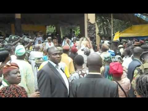 Osun Festival Osogbo, Nigeria 2010