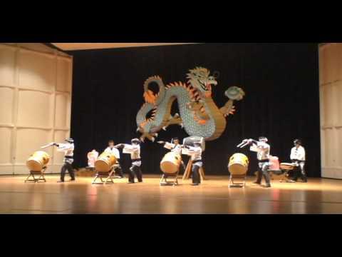 PBA Taiko 2010 Oroshi/Shiraume/Matsuri