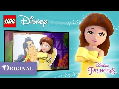 Beauty and the Beast - LEGO Disney Princess - Minisode