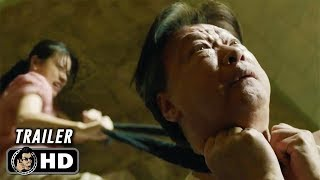 TREADSTONE Official Trailer (HD) Brian J. Smith Action Series