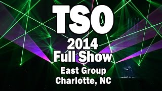 Trans-Siberian Orchestra - FULL SHOW Charlotte, NC 2014 Winter Tour