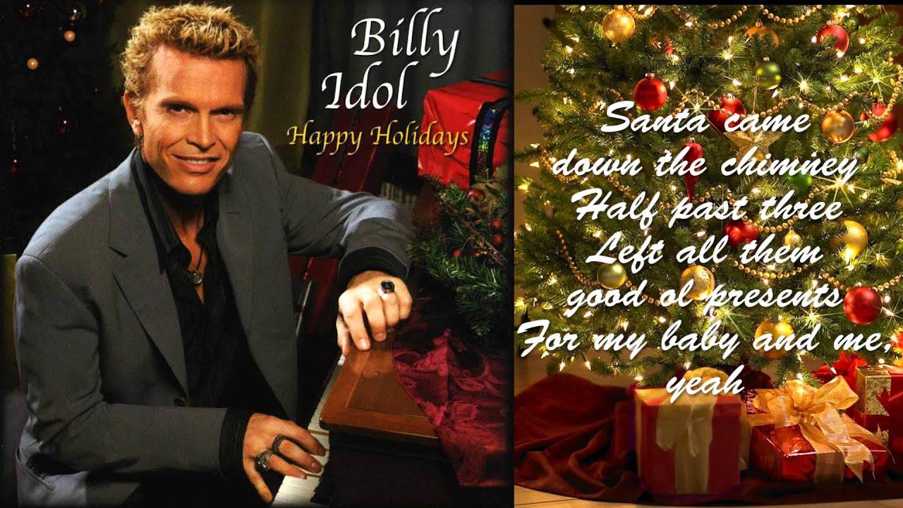 Christmas Baby Images Hd.Billy Idol Merry Christmas Baby Lyrics Hd