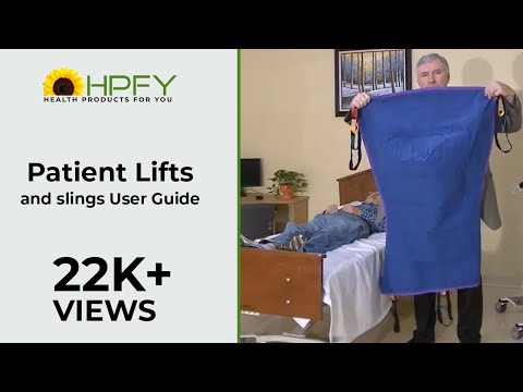 How To Use Bestcare Invacare Compatible Mesh Full Body Slings? | Patient Lifts And Slings User Guide