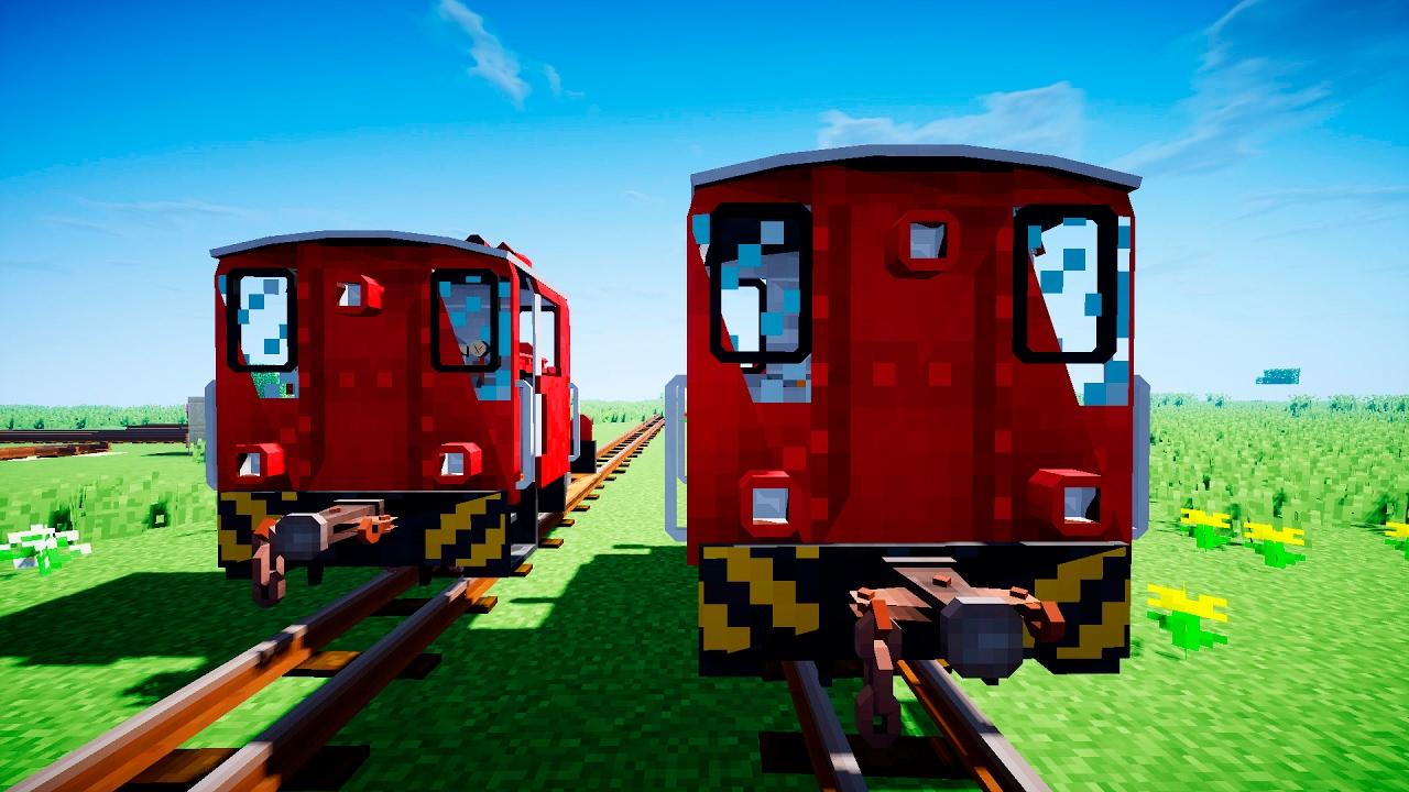 train mod 1.10.2