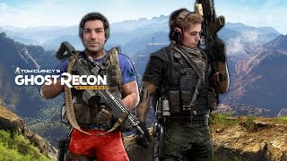 ON BRAQUE UN AEROPORT !!! - Ghost Recon Wildlands #15