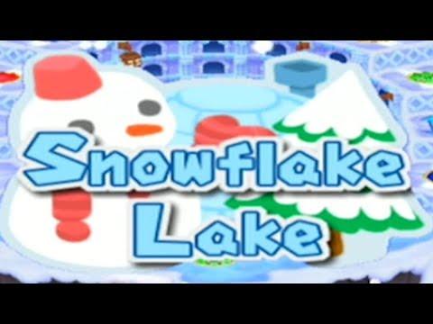 Mario Party 6 – Snowflake Lake [Part 1]