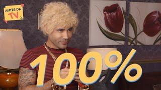 100% - Jefinho + Wellinto + Pâmela - Suburbanos - Humor Multishow