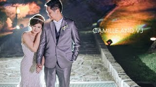 Camille Prats and Vj Yambao On Site Wedding Film by Nice Print Photography