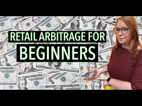 RETAIL ARBITRAGE for BEGINNERS