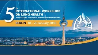 5th International Workshop on Lung Health thumbnail