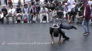 Ami vs Shigekix FINAL BREAK 2 / The Session Shibuya 2016 STREET GAMES
