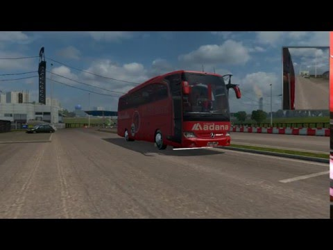 Mercedes Travego İle Gezmeler (EGEHAN) (1)