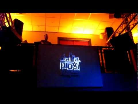Mickael Davis aka Dolby D @ Exit Mankind - Techno Room - Antipode Rennes (28/01/12)