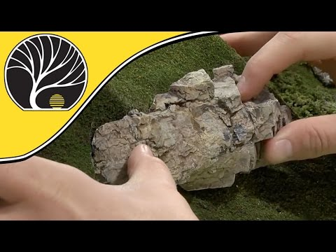 How To Use Ready Rocks™ | Woodland Scenics | Model Scenery