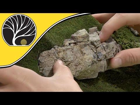 How To Use Ready Rocks™ | Woodland Scenics | Model Scenery