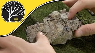 Ready Rocks How To | Model Scenery | Woodland Scenics
