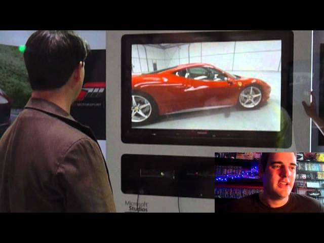 Forza 4 Gameplay E3 2011 round-up 3