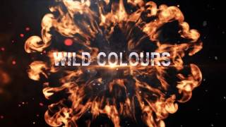 WILD COLOURS Behind The Scenes FOOTAGE