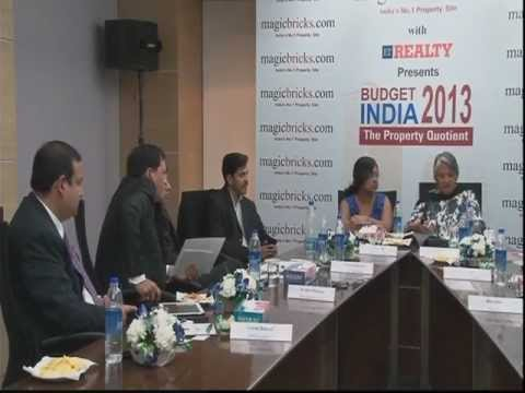 BUDGET 2013 ! and it's effects on the Real Estate industry - Discussion at Magicbricks