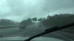 Jacksonville, FL Hurricane Michael Feeder Band Rain & Crew Stage - 10/9/2018