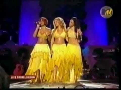 Destiny's Child live at Jam in the Park 2001 (Complete)
