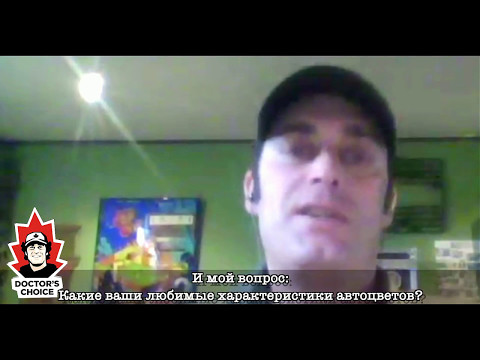 Doctor's Choice answering questions from Dzagi (Russian Subtitles)