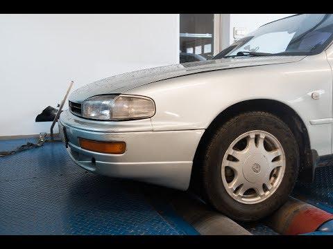 Totalcar Erőmérő: Toyota Camry V6 GX
