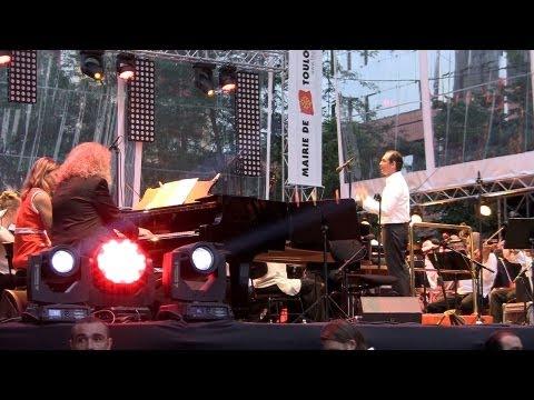 Toulouse Concert 14 Juillet 2013 Vidéo: Benjamin DUEZ