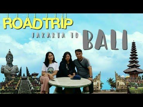 ROADTRIP JAKARTA - BALI: Lewat TOL FUNGSIONAL TRANS JAWA, SERASA OFFROAD TAPI ASYIK DAN SERU!