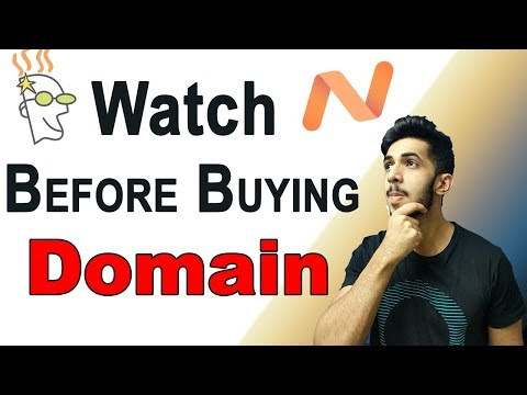 3 Important Points Before You Buy A Domain Name (2019) || Domain Name Buying Guide