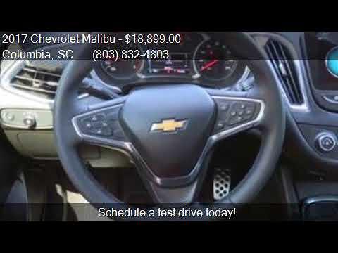 2017 Chevrolet Malibu LT 4dr Sedan for sale in Columbia, SC