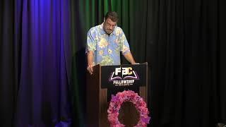 "2018 06 24 Pastor Steve Mitchell - ""On Prayer: Prohibited and Proper"