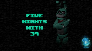 Five Nights With 39 - Official Trailer