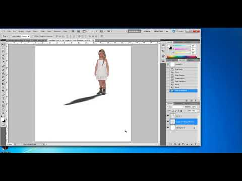 Creating Shadows in Post