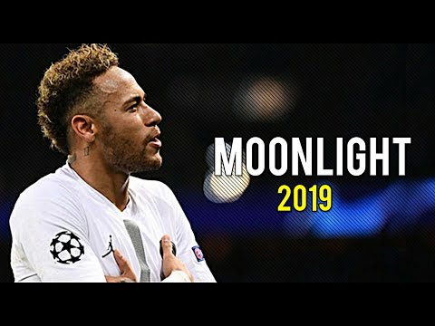 Neymar Jr - XXXTENTACION - Moonlight ● Crazy Skills & Goals   2019 HD