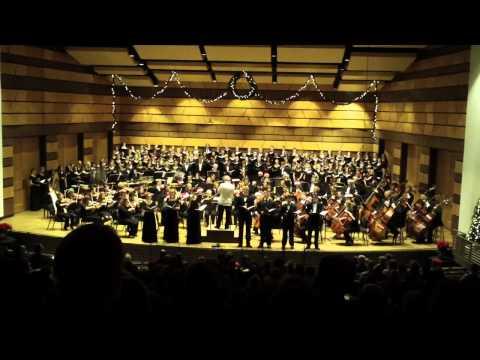 CSU Symphony and Combined Choirs- Christmas Ornaments- Randolph Alan Bass