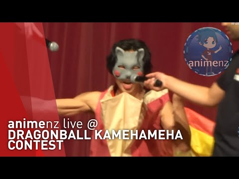 Armageddon Expo 2014 Auckland - Saturday : Dragonball Kamehameha Contest