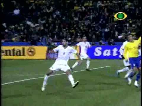 Confrontos Da Seleção Brasileira Com A Seleção Norte-americana - 08/08/2010