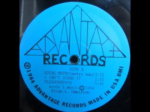 Brian Hamilton - Going Metro (Advantage '84)
