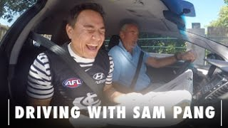 Driving with Sam Pang - Robert Walls (Part 2)