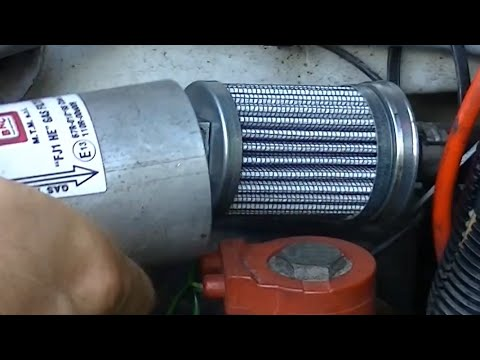 HOW TO CHANGE LPG GAS FILTER IN DETAIL | BRC FJ1HE+ET98| PROPANE RECHARGE REPLACE CAR KIT FUEL FILTR