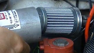 HOW TO CHANGE LPG GAS FILTER DETAIL |BRC FJ1HE ET98 |AUTOGAS RECHARGE KIT PROPANE REPLACE FUEL FILTR
