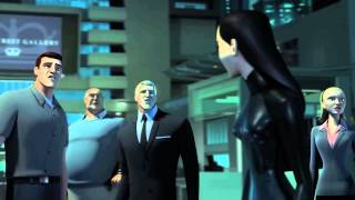 "BEWARE THE BATMAN ""Instinct"" Clip 1 Episode # 11 Cartoon Network DC COMICS NATION Animated TV Series"
