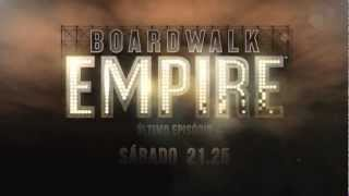 """Boardwalk Empire"" Último Episódio (12)"
